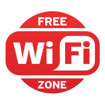 Free super-fast, fibre optic, broadband wifi