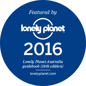 Lonely Planet award