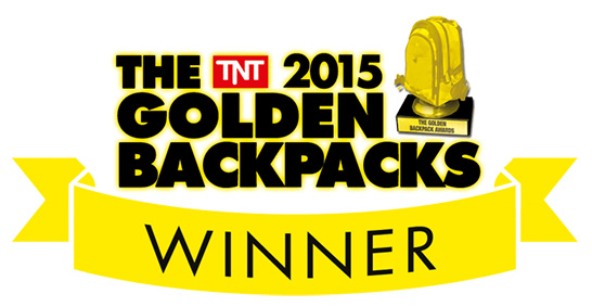 Golden Backpack Award