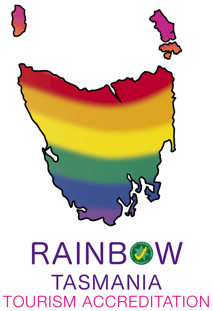 Rainbow Tasmania Accreditation