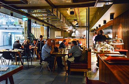 In the area - Smolt Spanish & Italian inspired restaurant