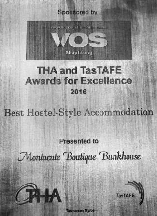 THA Award