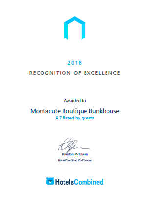 HotelsCombined Award 2018